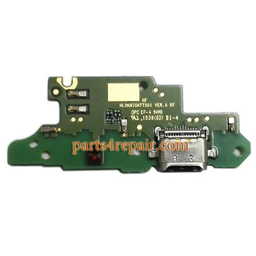 Dock Charging PCB Board for Huawei Honor V8