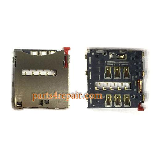 SIM Card Reader for Sony Xperia Z2 Z1 Compact Z1s