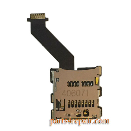 SD Card Reader Flex Cable for HTC 10