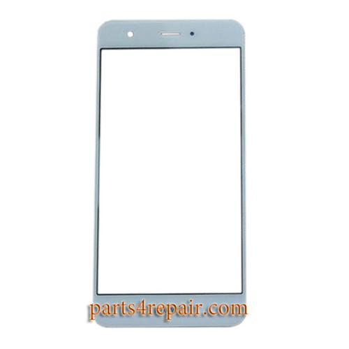 Front Glass OEM for Huawei Nova -White