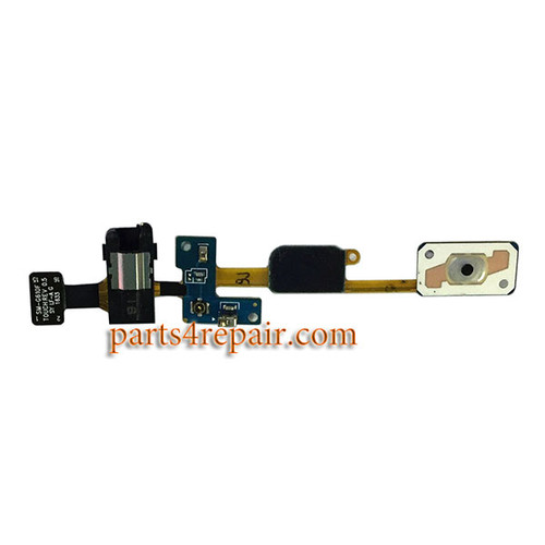 Earphone Jack Flex Cable for Samsung Galaxy On7 (2016) G6100 G610F