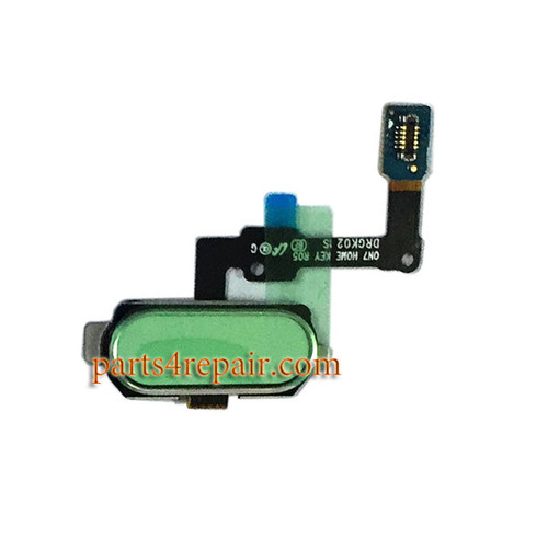 Home Button Flex Cable for Samsung Galaxy On7 (2016) -White