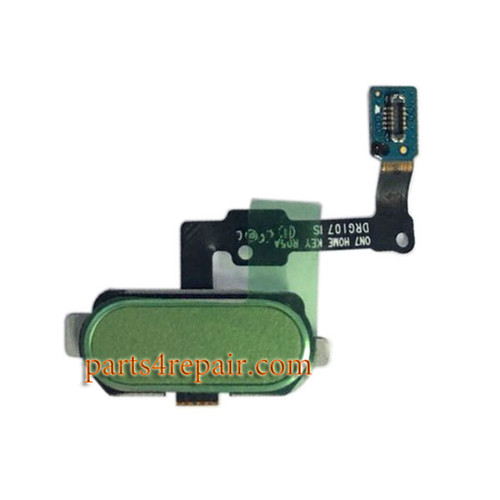 Home Button Flex Cable for Samsung Galaxy On7 (2016) -Gold