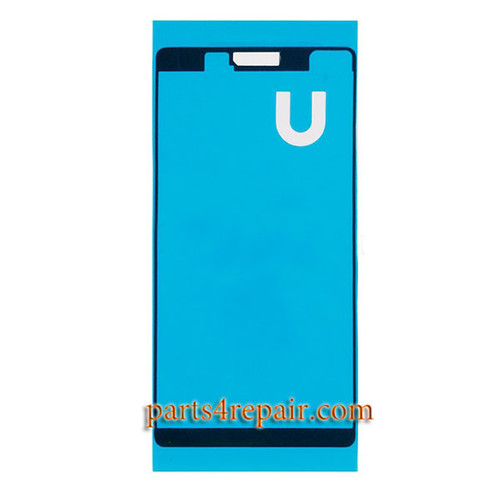 Front Housing Adhesive Sticker for Sony Xperia C4