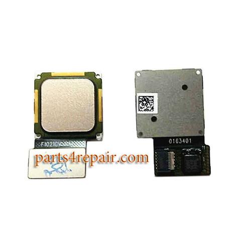 Fingerprint Sensor Flex Cable for Huawei Mate 9 -Gold