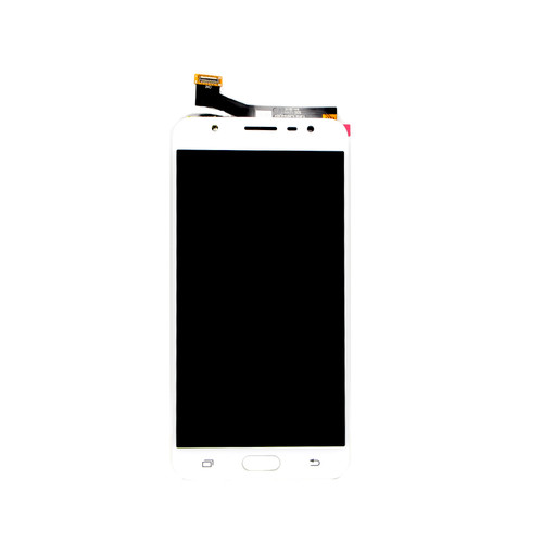 Complete Screen Assembly for Samsung Galaxy J7 Prime -White