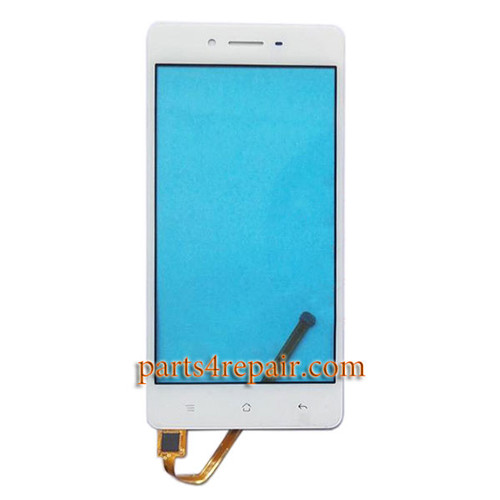 Touch Screen Digitizer for Oppo F1 A35 -White