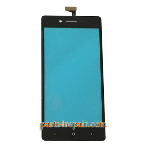 Touch Screen Digitizer for Oppo A33 -Black