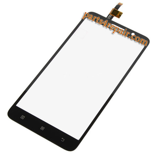 Touch Screen Digitizer for Lenovo A850+ -Black