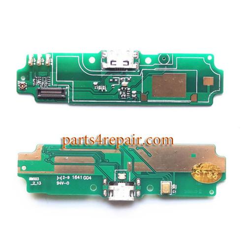 Dock Charging PCB Board for Xiaomi Redmi 4A
