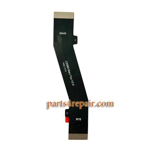 Motherboard Connector Flex Cable for Xiaomi Redmi Pro