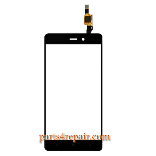 Touch Screen Digitizer for Xiaomi Redmi 4 Standard Version -Black