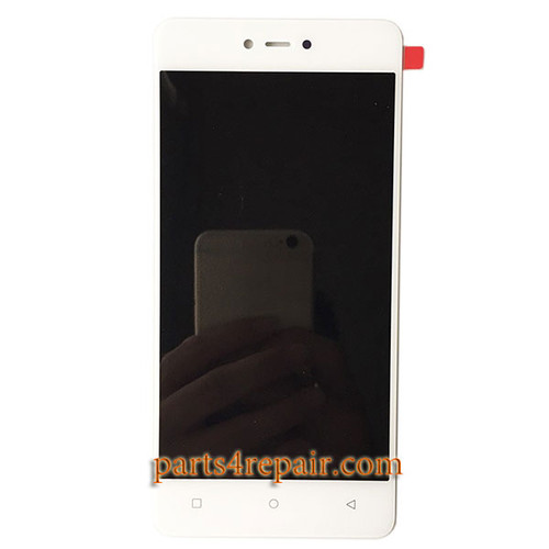 Complete Screen Assembly for Gionee F103 Pro -White