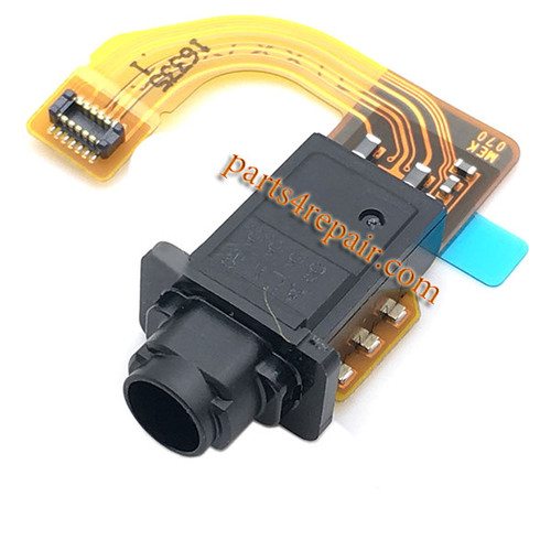 Earphone Jack Flex Cable for Sony Xperia X Compact F5321