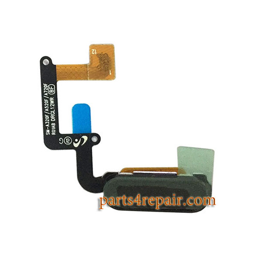 Fingerprint Sensor Flex Cable for Samsung Galaxy A3 A5 A7 2017