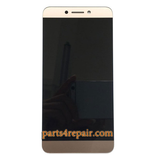 Complete Screen Assembly for Letv Le 2 X620 Le 2 Pro X520 -Gold
