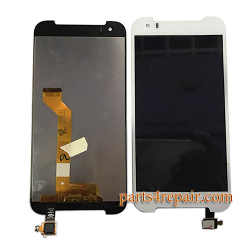 Complete Screen Assembly for HTC Desire 830 -White