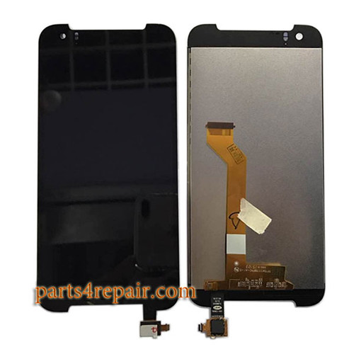 Complete Screen Assembly for HTC Desire 830 -Black