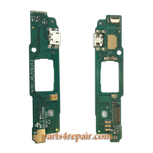 Dock Charging PCB Board for HTC Desire 830