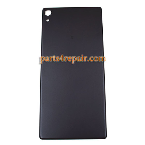 Back Cover for Sony Xpeira XA Ultra (C6 Ultra) -Black