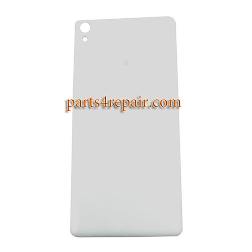 Back Cover for Sony Xperia E5 -White