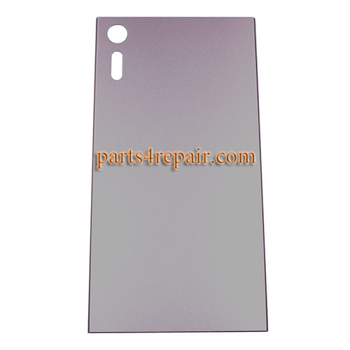 Back Cover OEM for Sony Xperia XZ -Pink
