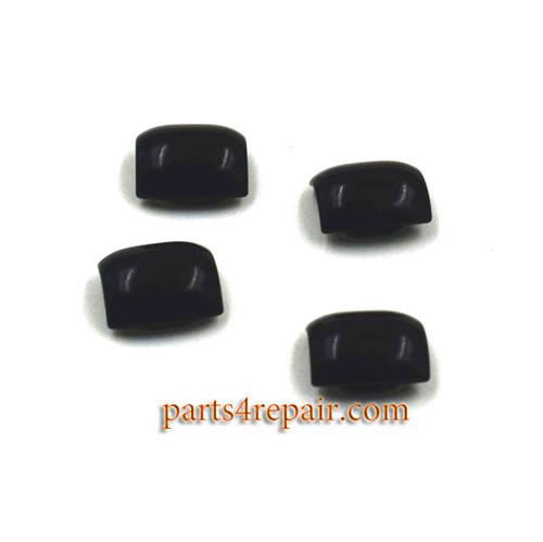 4pcs Corner Caps for Sony Xperia Z5 Premium -Black