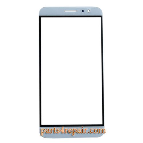 Front Glass for Huawei nova Plus -White