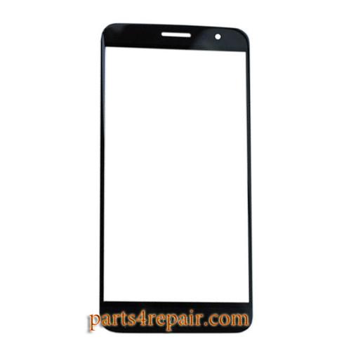 Front Glass for Huawei nova Plus -Black