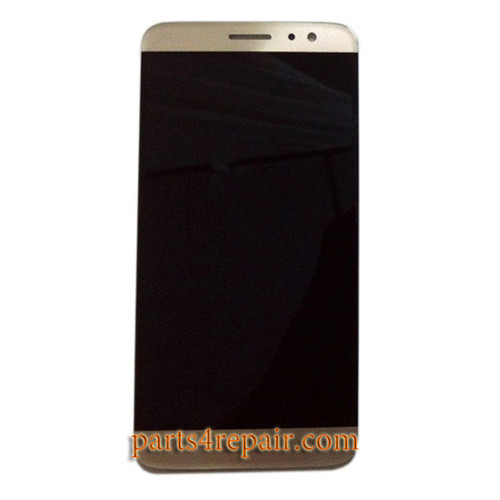 Complete Screen Assembly for Huawei nova Plus -Gold