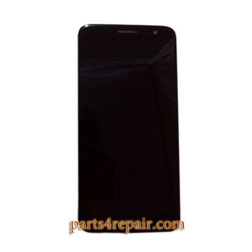 Complete Screen Assembly for Huawei nova Plus -Black