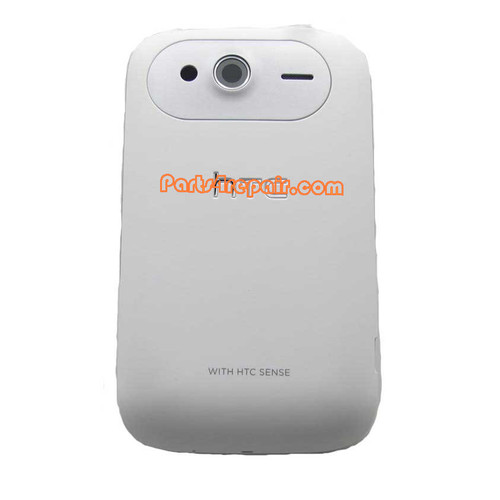 Housing Cover Assembly for HTC Wildfire S -Sliver