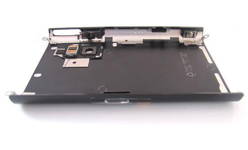 Back Cover for Nokia E7 -Black