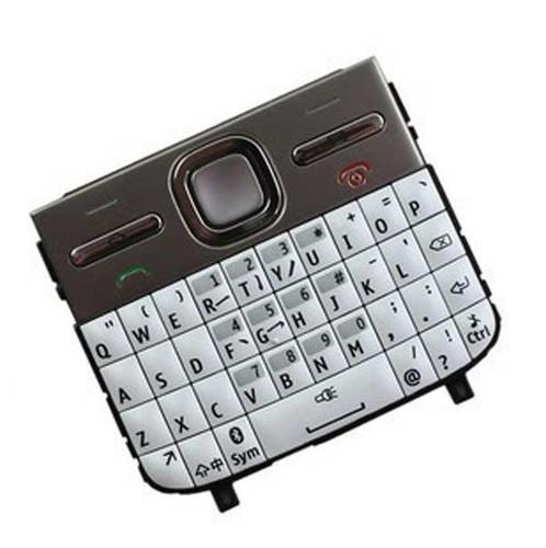 Nokia E5 Keypad White
