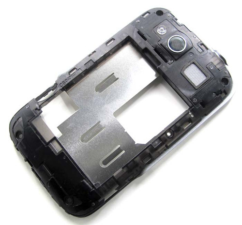 HTC Wildfire S Middle Chassis -Sliver