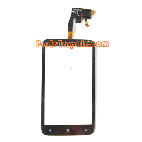 Touch Screen Digitizer for HTC Radar -Black