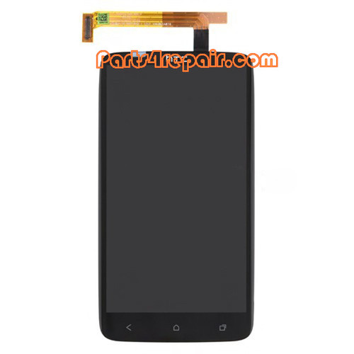 Complete Screen Assembly for HTC One X