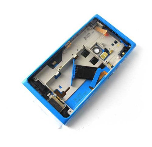Full Housing Cover for Nokia N9 -Blue