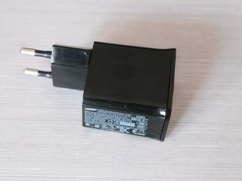 EU USB Charger Travel Plug for Samsung P7500/P7510 OEM