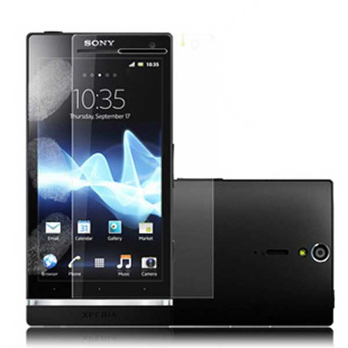 Sony Xperia S Clear Screen Protector Shield Film -3X