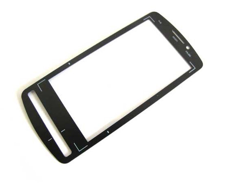 Front Glass for Nokia 700 -Black