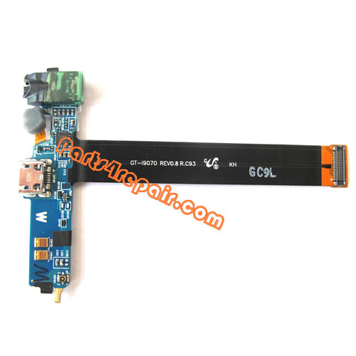 Samsung I9070 Galaxy S Advance Dock Charging Port Flex Cable