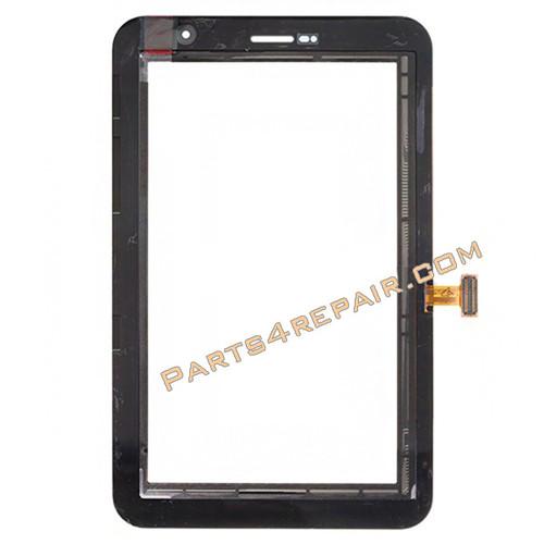 Touch Screen Digitizer for Samsung P6200 Galaxy Tab 7.0 Plus -Black