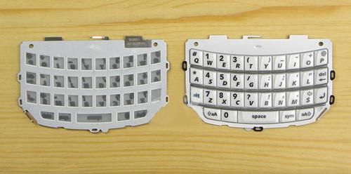 BlackBerry Torch 9810 Keypad -White
