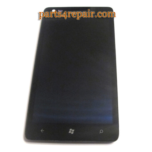 Complete Screen Assembly with Bezel for Nokia Lumia 900