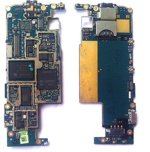 HTC Desire Z Main PCB Board Motherboard with Program