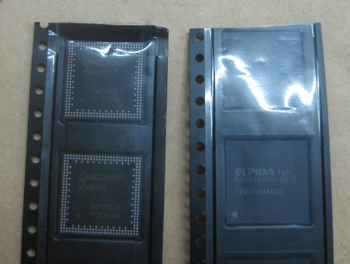 Sony Ericsson Xperia Arc LT15I CPU MSM8255 & Character Set Chip