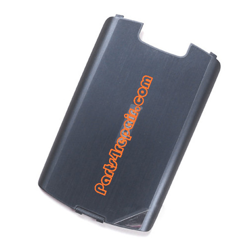 Nokia 700 Back Cover -Black