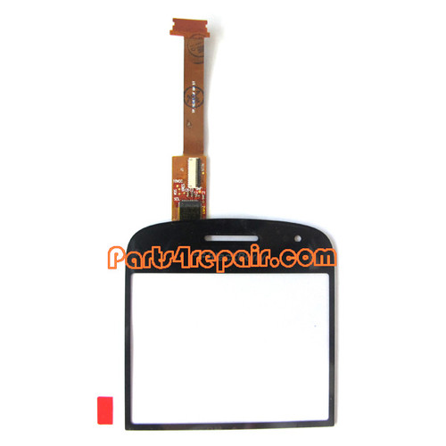 Touch Screen Digitizer for BlackBerry Bold Touch 9900 -Black