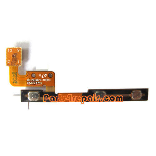 Samsung Galaxy Tab 2 7.0 P3100 Volume Flex Cable